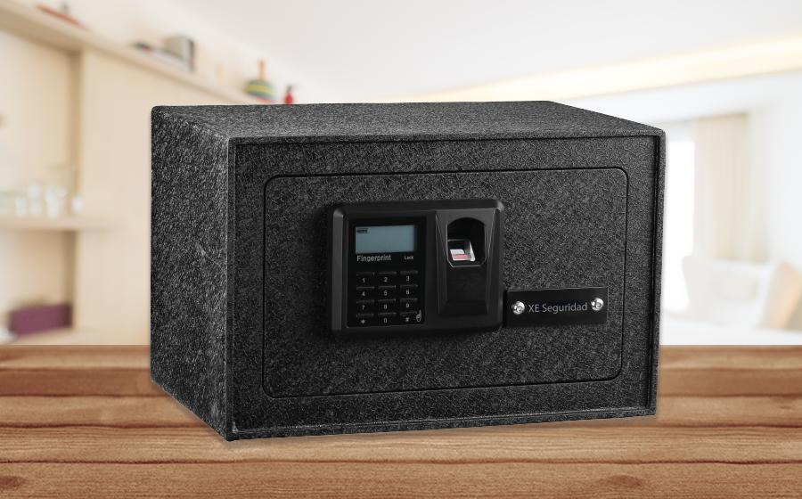 Cajas Fuertes Biométricas